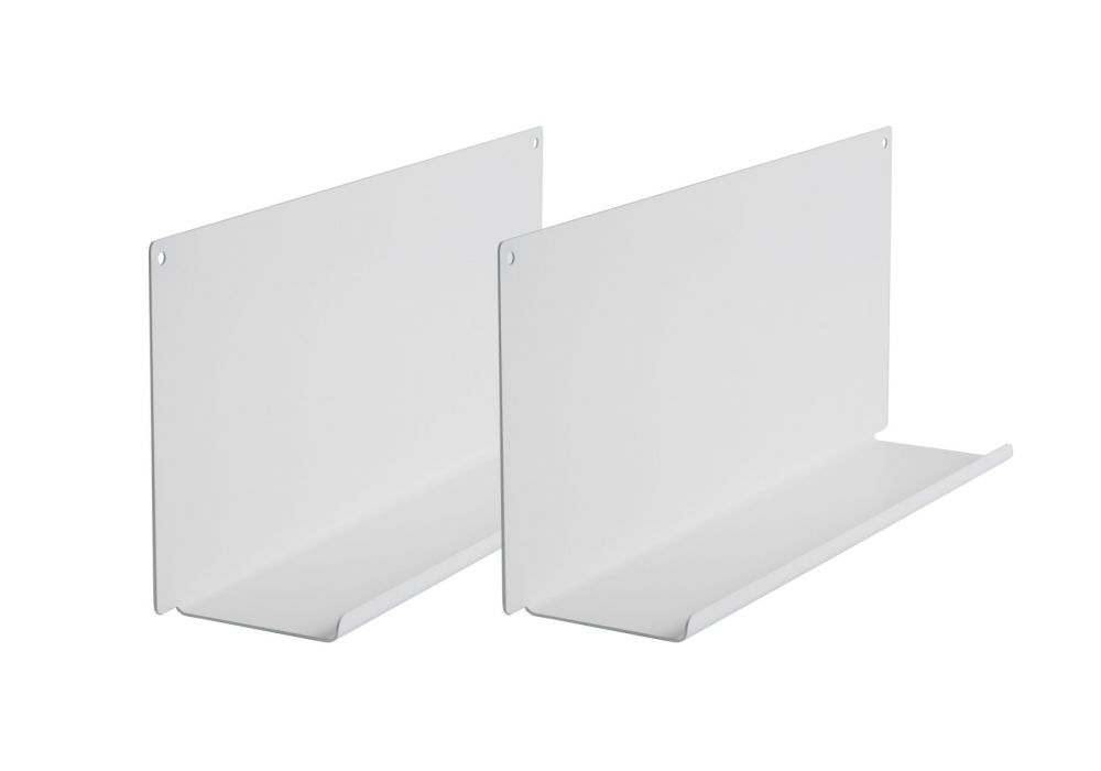 "Bathroom wall shelves ""LE"" - Set of 2 3-4"