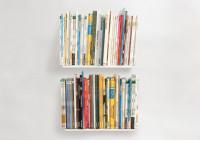 """Wall shelves """"UBD"""" - Set of 2"""