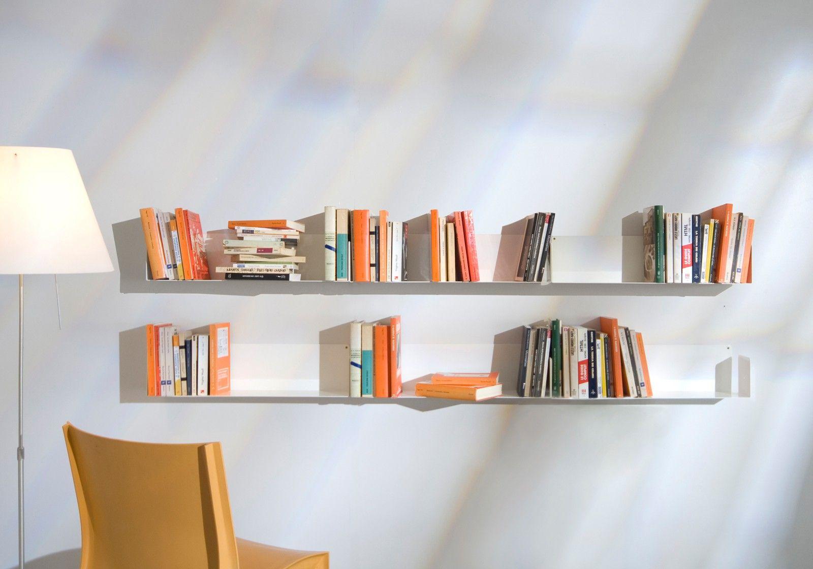 Etagere Murale Design Pour Livres Étagère pour livre - 45 x 15 cm