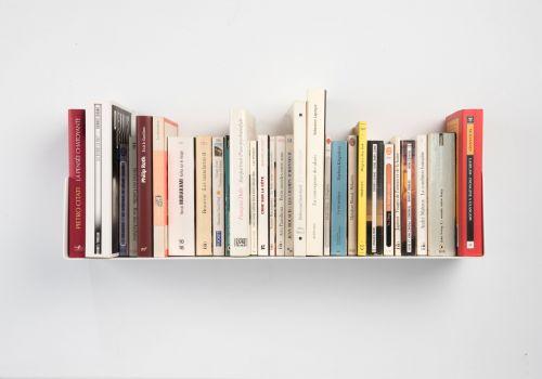 """Mensola di design """"U"""" Libro"""