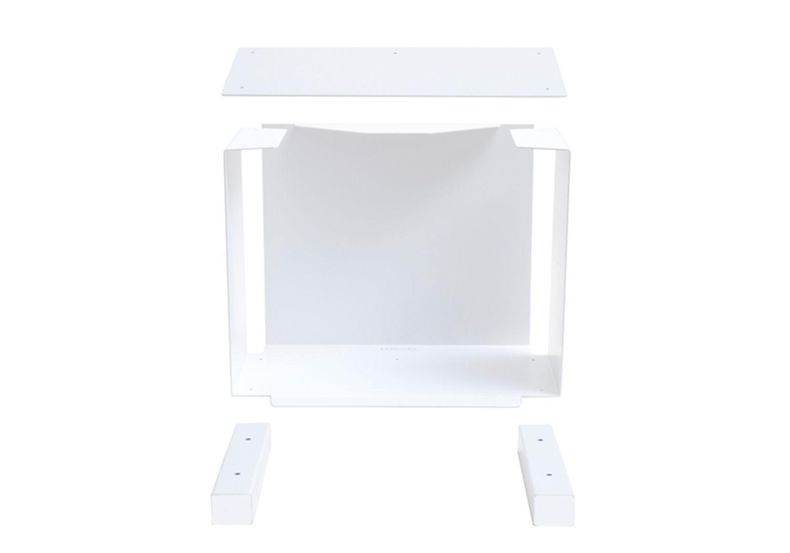 Meuble de rangement vertical 4v meuble design teebooks - Meuble largeur 25 cm ...