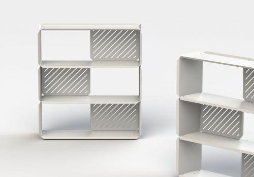 Étagères design PSB3-90cm