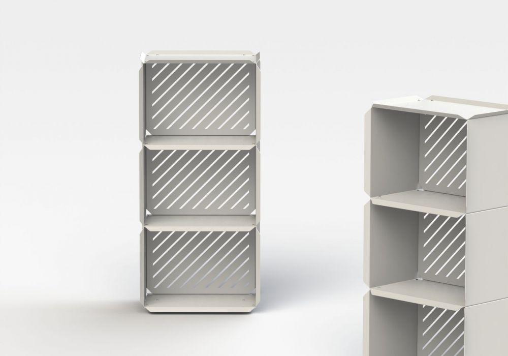 Étagères design PSB3-45cm