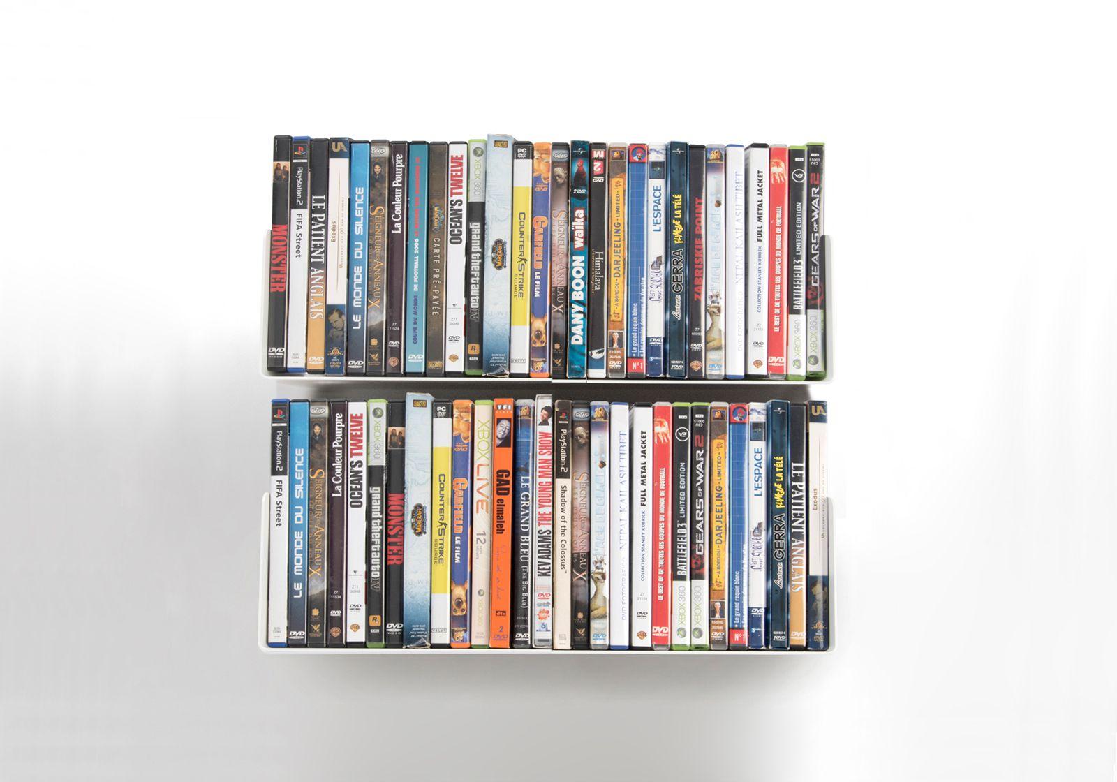 DVD storage   Set of 2 USDVD