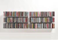 Set of 6 UCD - CD shelves