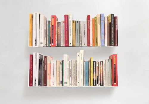 """Satz von 2 Bücherregale """"U"""""""