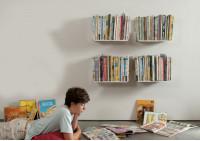 """Satz von 4 Bücherregale """"UBD"""""""