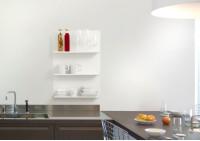 """Set aus 4 Wandregalen für die Küche """"LE"""""""