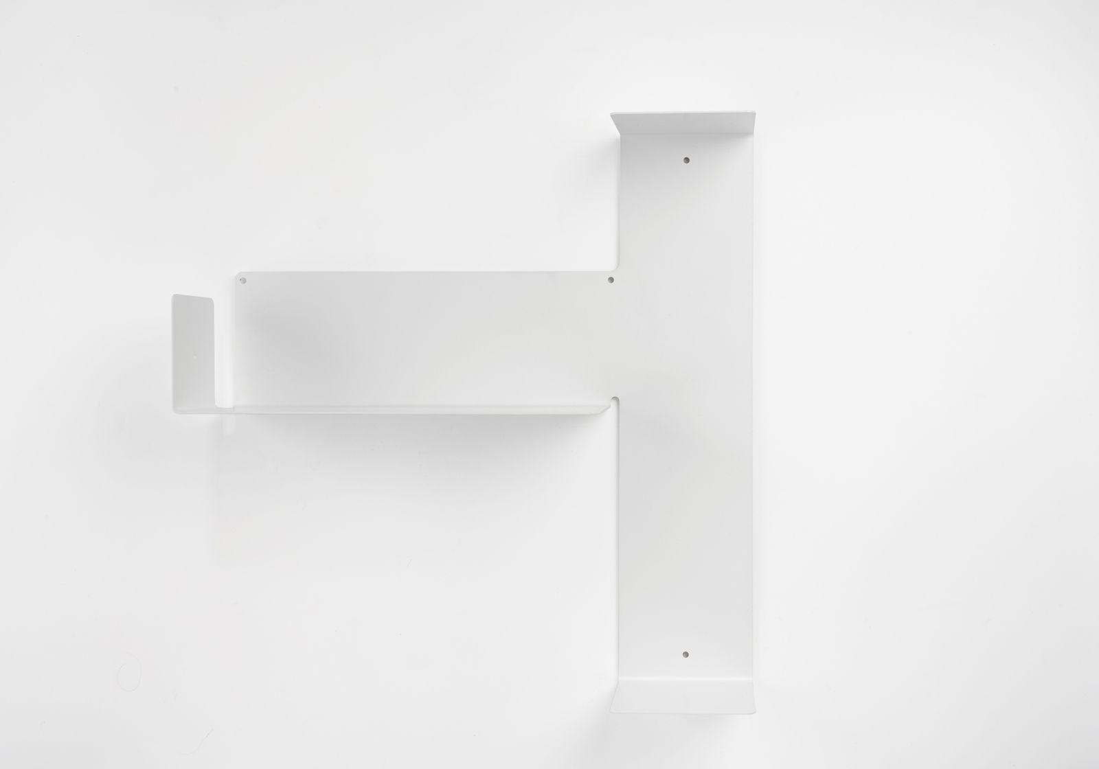 tag re range cd t asym trique gauche 60x60 cm acier. Black Bedroom Furniture Sets. Home Design Ideas