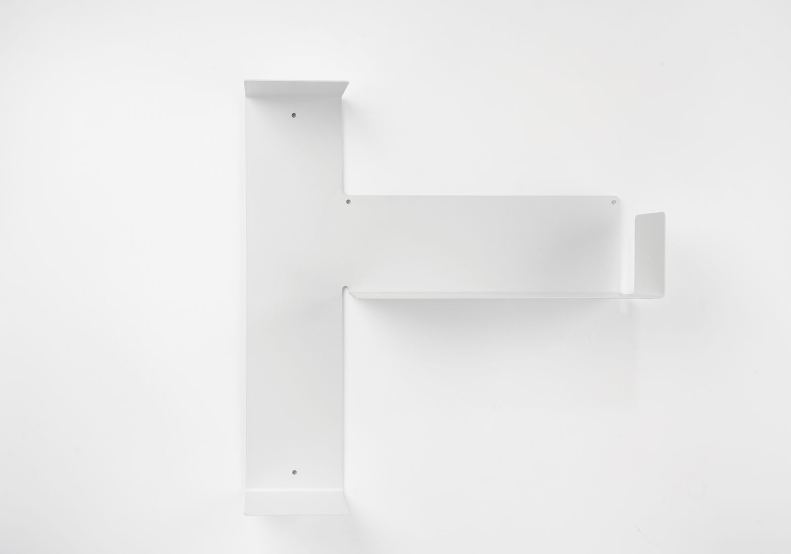 asymmetrisches dvd regal t rechts 60x60 cm stahl. Black Bedroom Furniture Sets. Home Design Ideas