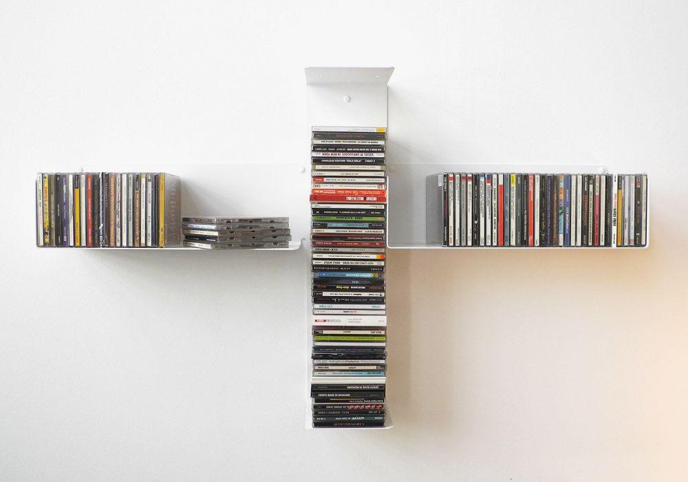 "Étagère range CD ""TUS"""