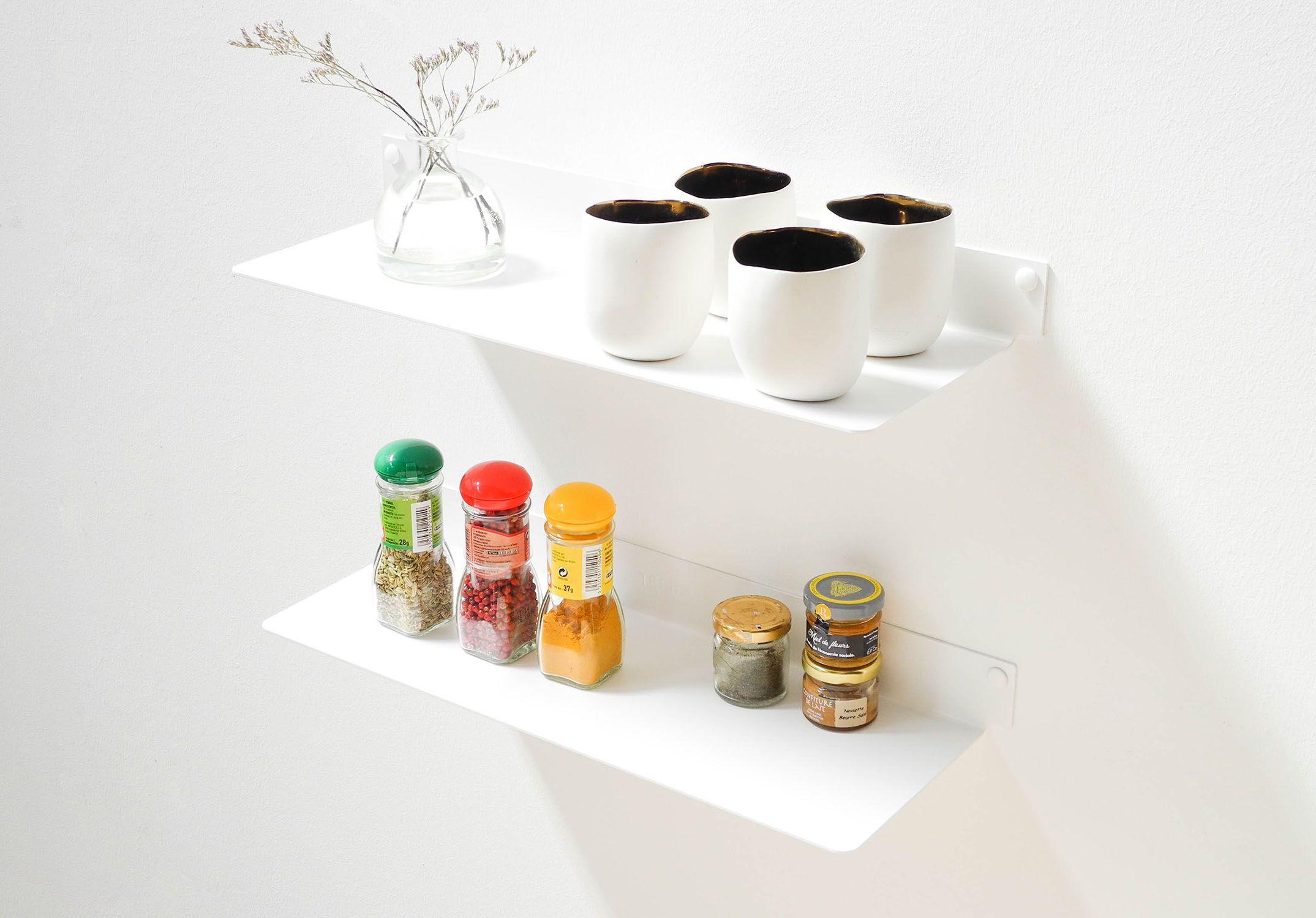 étagère Cuisine étagères Murales étagère Design Teebooks