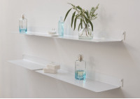 TEEline 6015 Bathroom shelves  - Set of 4