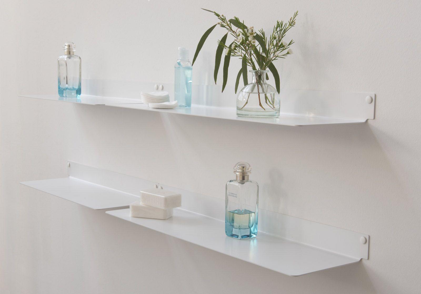 Etagere Salle De Bain A Poser achetez Étagère salle de bain 60 cm - lot de 4