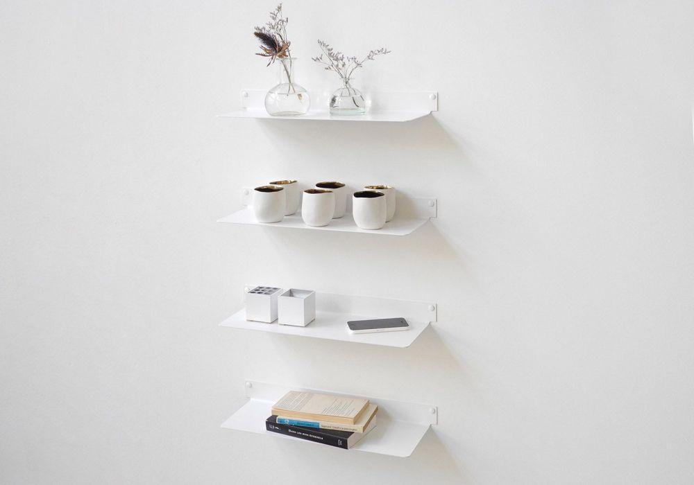 TEEline 4515 wall shelf - Set of 4