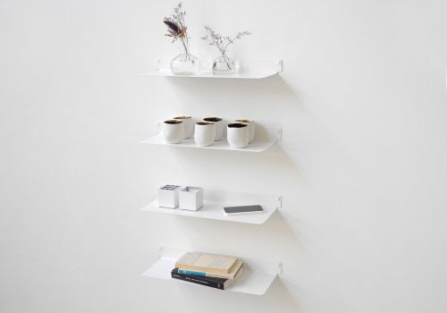 TEEline 4515 wall shelf - Set of 4