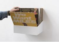 """""""TEEnyle"""" Record Storage Shelf - Set of 2"""