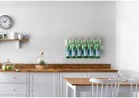 Botellero de pared  TEEWine  - Juego de 2 estantes