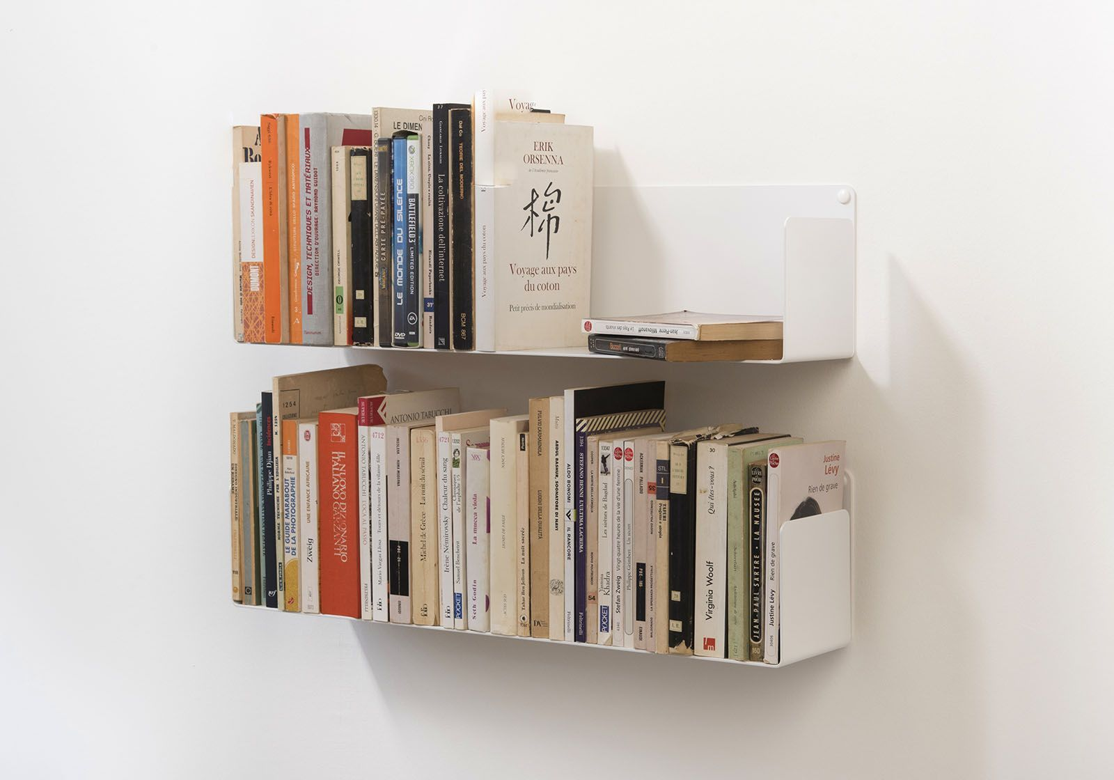 Estantes para libros u juego de 2 - Estantes para libros ...