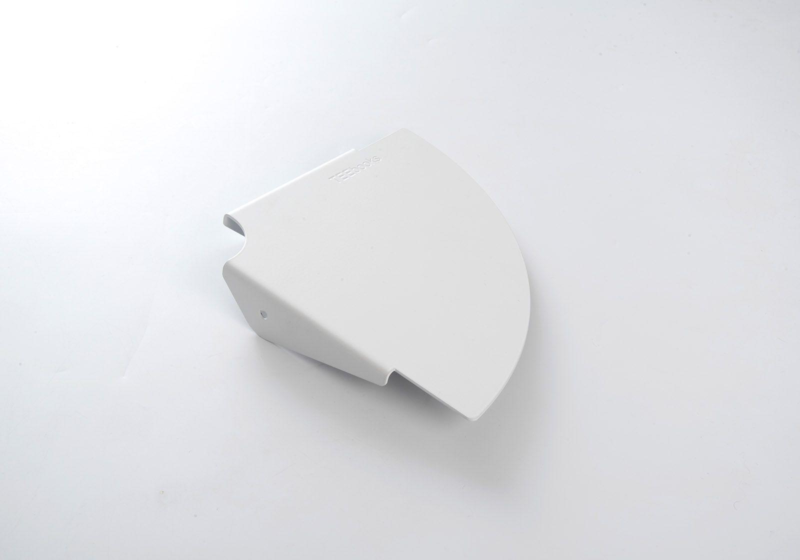 Tag re d 39 angle pour la cuisine teegolo 36 cm lot de 2 for Etagere d angle murale pour tv