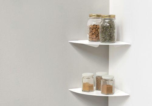 Mensole per cucina TEEgolo 24cm - Set di 2