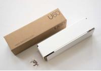 Étagère range CD UCD - Lot de 2 - 60 cm - Acier