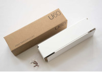 "Bücherregal ""U"" - 60 cm - Set mit 2"