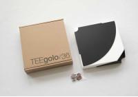 Eckregal TEEgolo 36 cm - Set mit 2