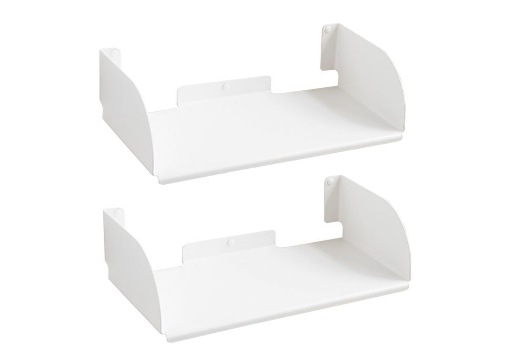 "Wall shelves ""UBD"" - Set of 2"