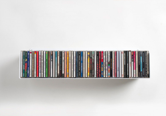 CD Wall Shelf 60 x 15 cm