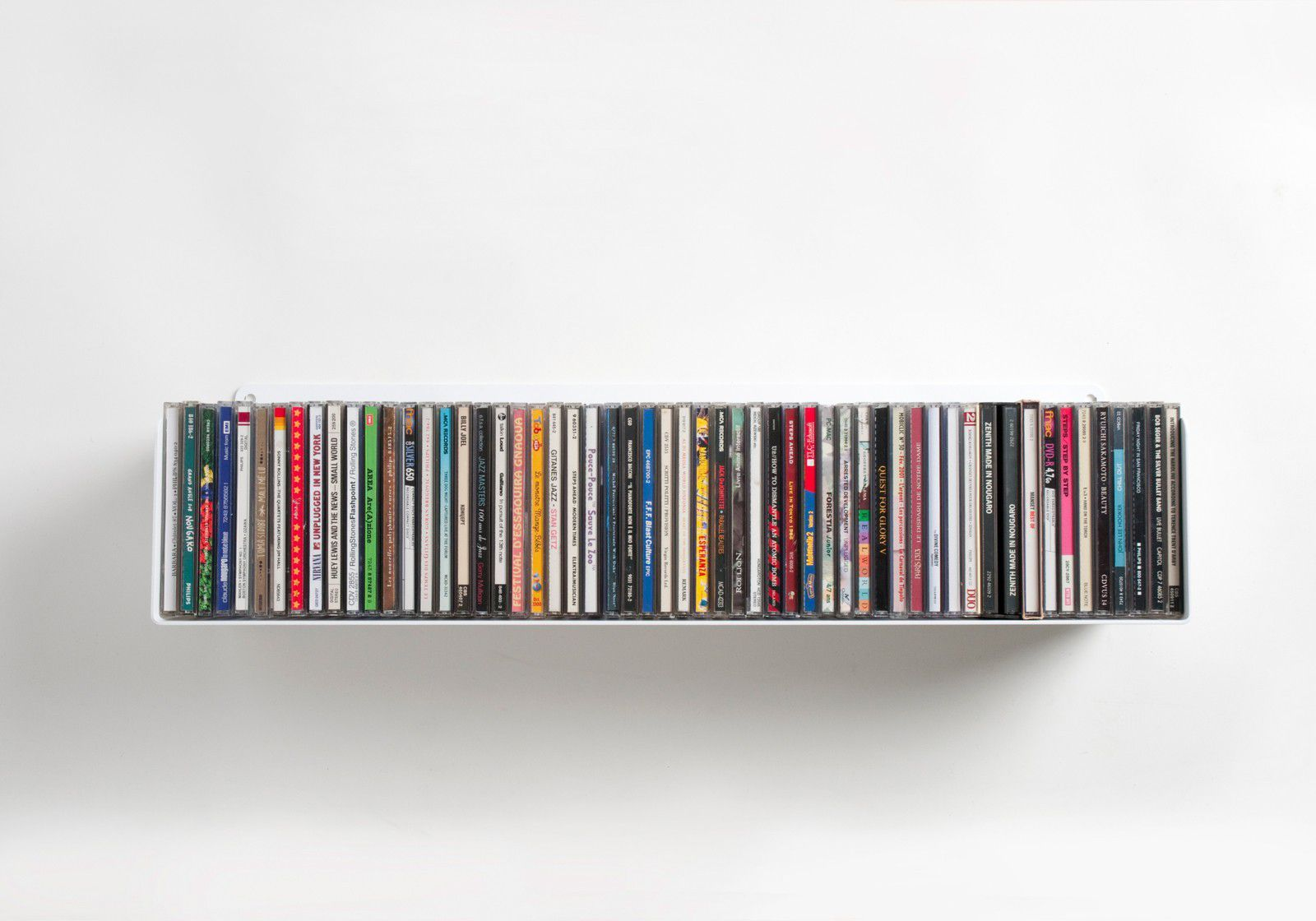 Cd Shelving Cd Rack By Teebooks Teebooks