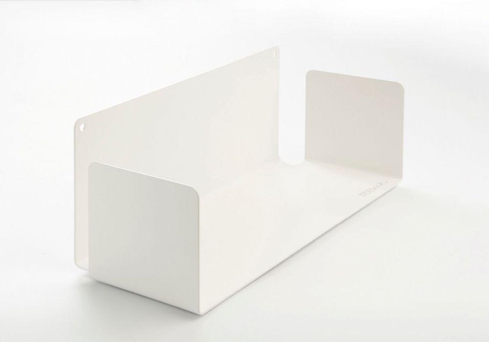 Étagère modulable US 45 cm - Lot de 4 - Acier