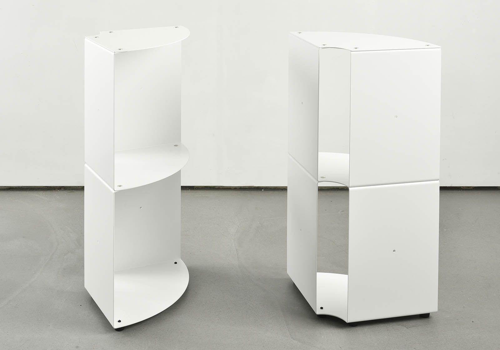 Awesome mensole in acciaio with mensole in acciaio for Ikea mensole acciaio