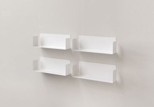 """Floating shelves """"US"""" - Set of 4"""