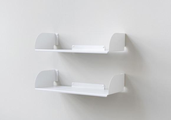 """Mensole modulari """"UBD"""" - Set di 2 - 60 cm"""