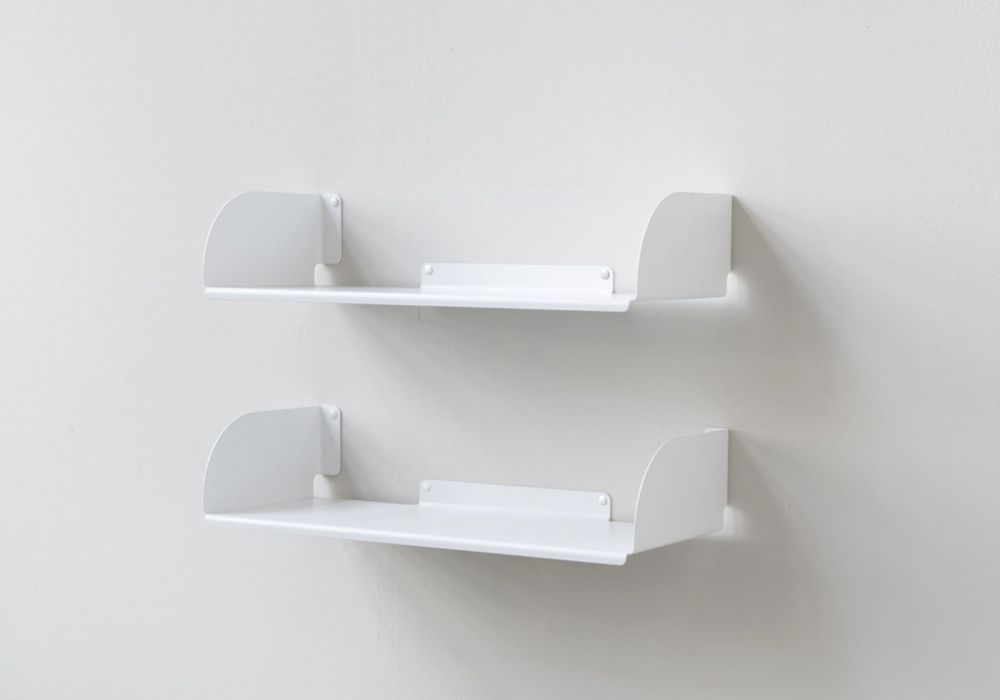 "Floating shelves ""UBD"" - Set of 2 - 23 inch"