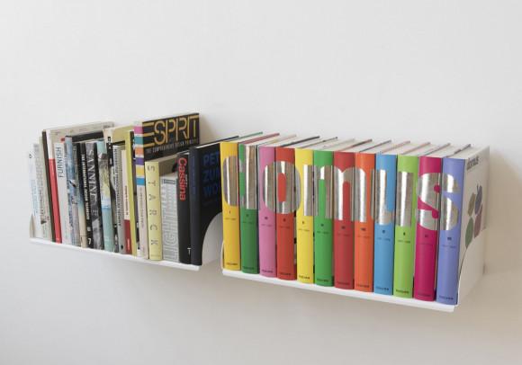 "Mensole per libri ""UBD"" - Set di 2 - 60 cm"