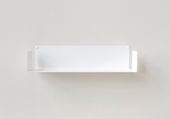 """Mensola modulare """"U"""" - 60 cm - Acciao"""