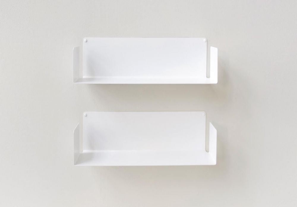 """Estantes de pared """"US"""" - 45 cm - Juego de 2"""