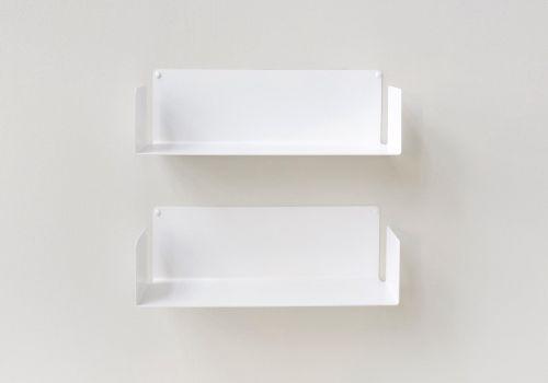 """Étagère modulable """"US"""" - 45 cm - Lot de 2 - Acier"""