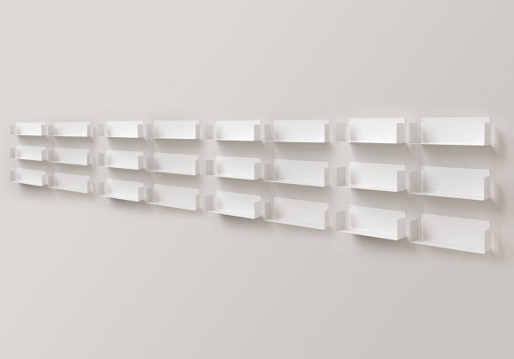 "Floating shelves ""U"" - Set of 24"