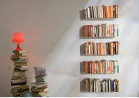 """Libreria di design """"JUDD"""" Libro"""