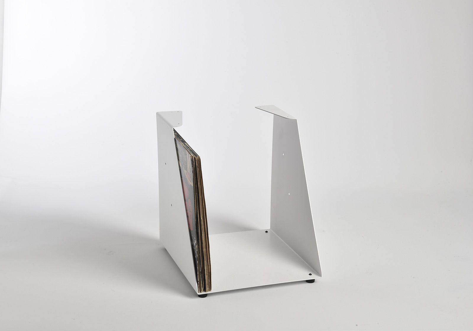 meuble cd vinyle 5 niveaux 30x95x32 cm. Black Bedroom Furniture Sets. Home Design Ideas