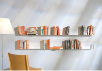 "Bookshelves  ""LINEAIRE""  Books"