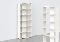 Mobile libreria L60 H150 P15 cm - 6 livelli