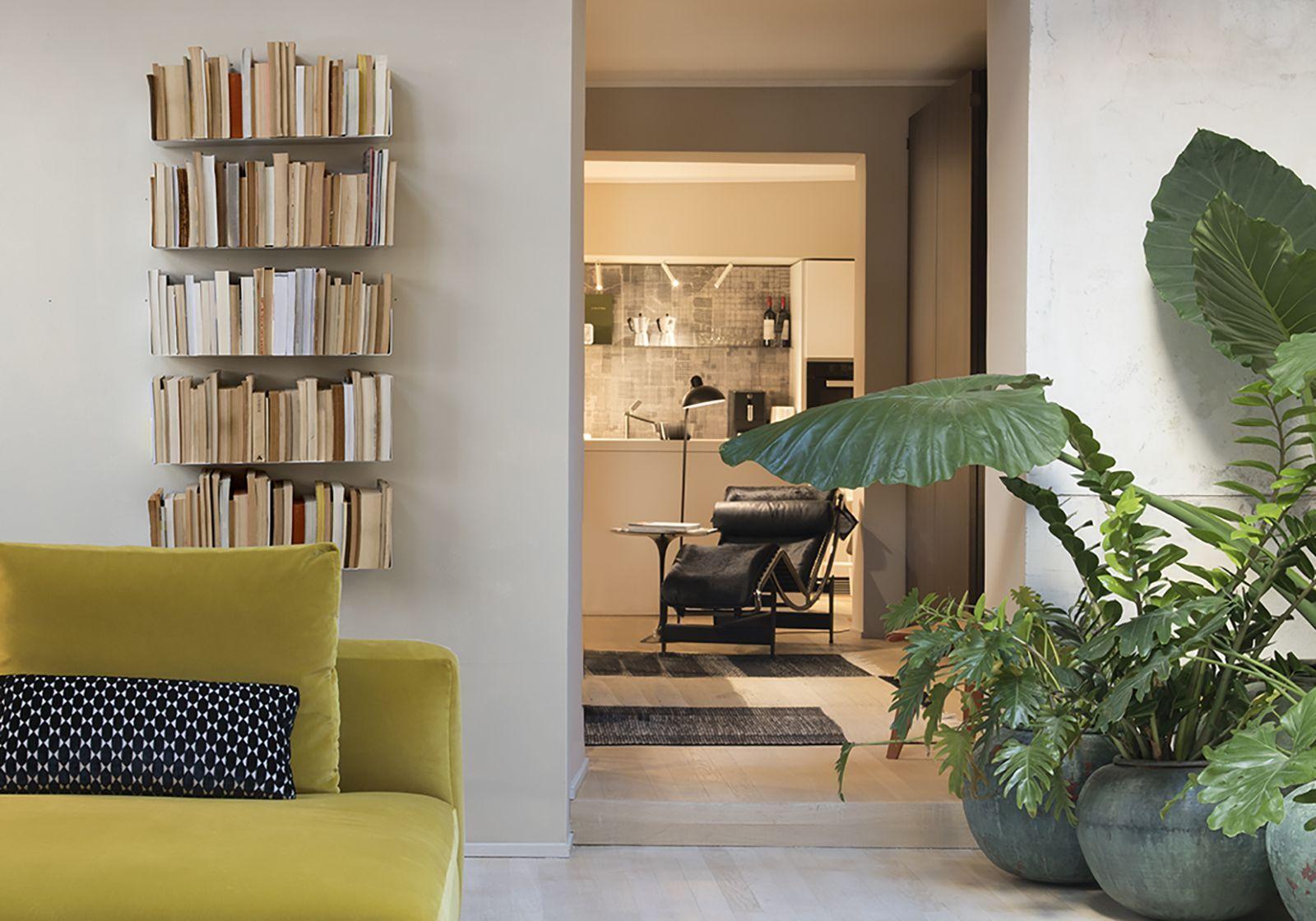 tag re pour livre 45 x 15 cm lot de 6 acier. Black Bedroom Furniture Sets. Home Design Ideas