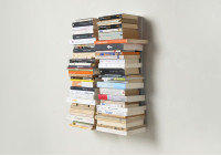 Bookshelf - 60 cm Vertical bookcase