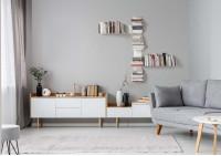 Mensole per libri - Libreria verticale 60 cm - Set di 2