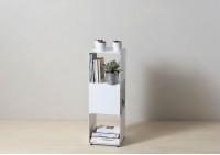Étagère cube - Meuble colonne en acier - 3 niveaux