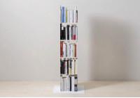 Mensola cubo - Mobile colonna in acciaio - 5 livelli